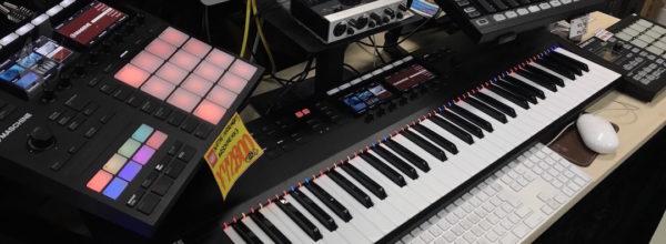 【49鍵or61鍵?】Midiキーボードの秘密とオススメを紹介!