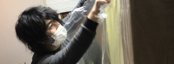 【自作スタジオ・防音室・ボーカルブース】を作成の行程を公開①